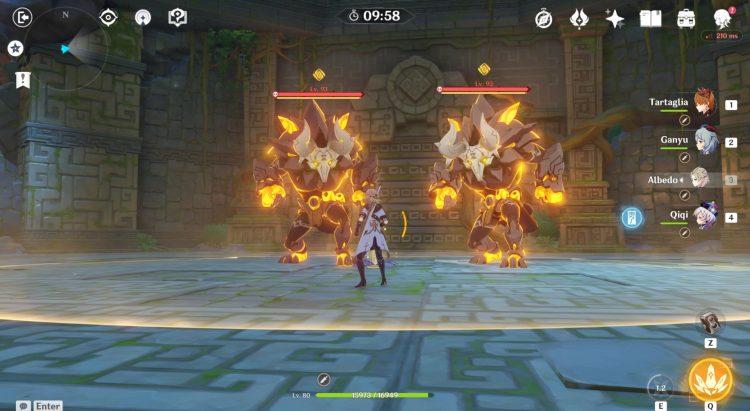Genshin Impact Peculiar Wonderland Peculiar Conqueror Ii Peculiar Conqueror 2 Challenges Rewards Bubble Speedster 2