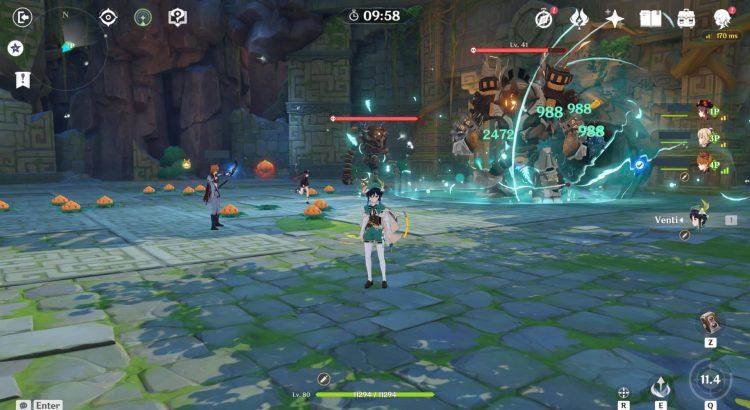 Genshin Impact Peculiar Wonderland Peculiar Conqueror Iii Peculiar Conqueror 3 Challenges Rewards Shimmering Path No Landing 2a