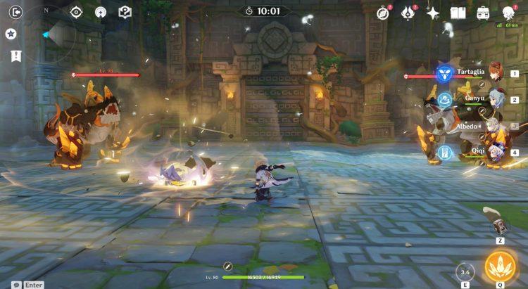 Genshin Impact Peculiar Wonderland Peculiar Conqueror Iv Peculiar Conqueror 4 Challenges Rewards 1