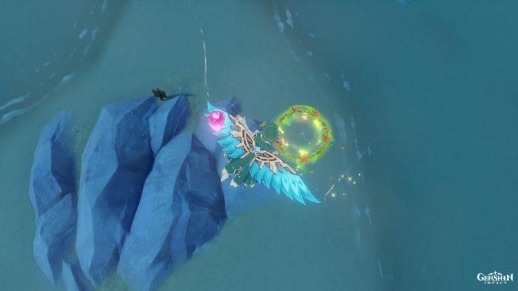 Genshin Impact Windblume Festival, Invitation from Windblume Floral Freefall, 1b Ceremonial Challenge Guide