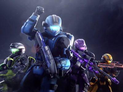 Halo Master Chief Collection Season 6 Raven
