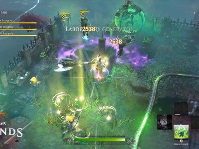 Magic Legends Preview
