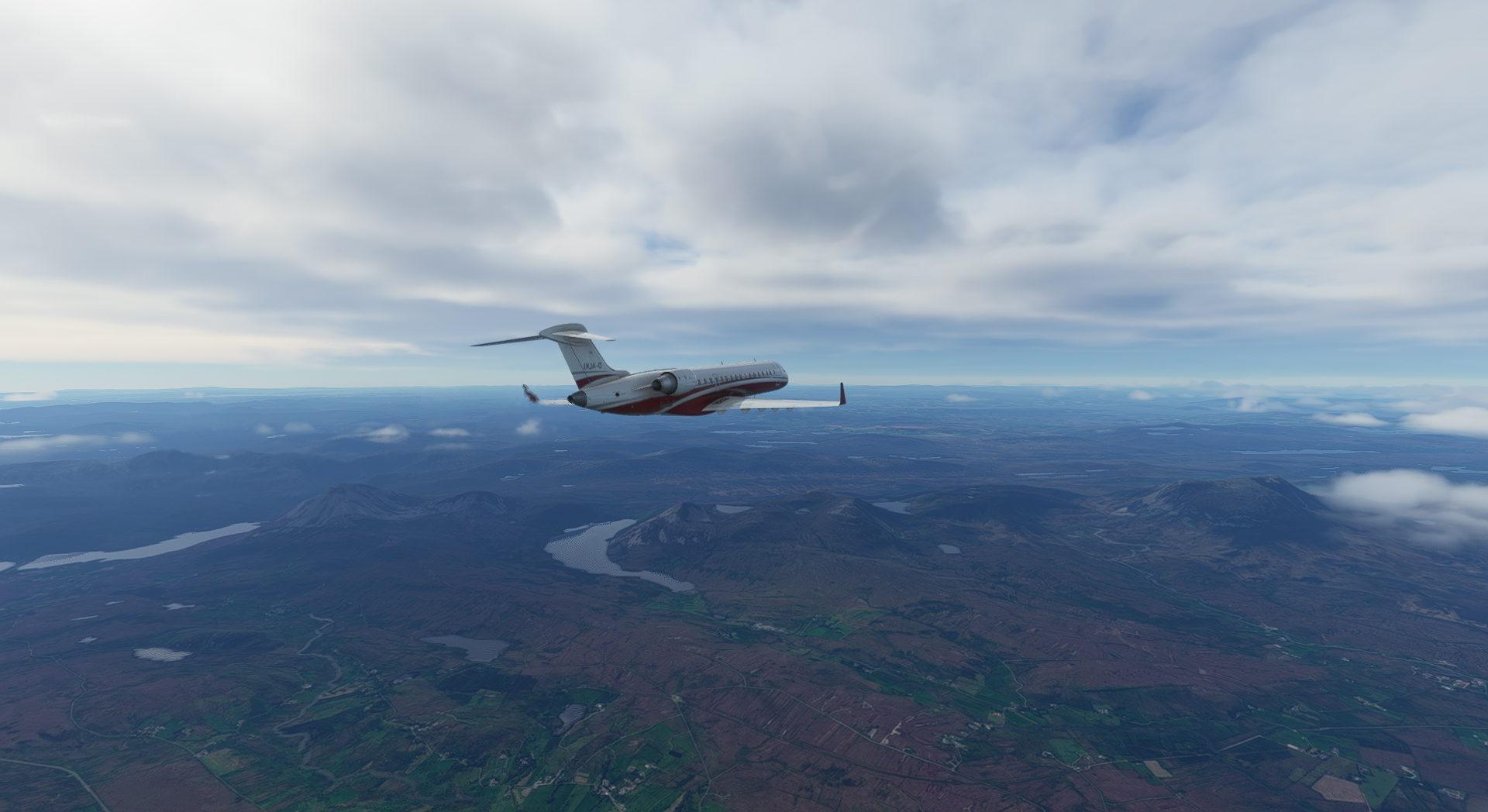 Microsoft Flight Simulator Aerosoft Crj 550 700 Mountain Rider