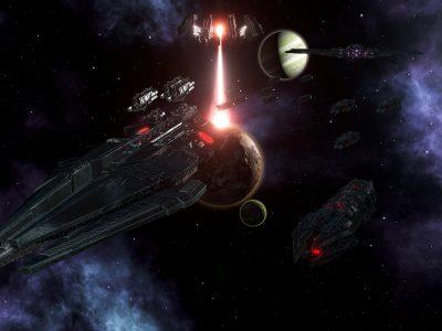 Paradox Drops New Stellaris Nemesis Release Trailer As Annihilation Comes