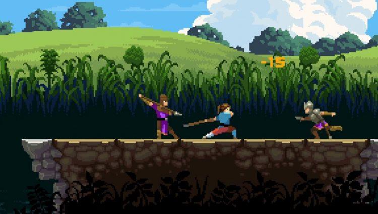 Pixel Art Parkour And Combat Arrives As Savior Debuts New Trailer (2)