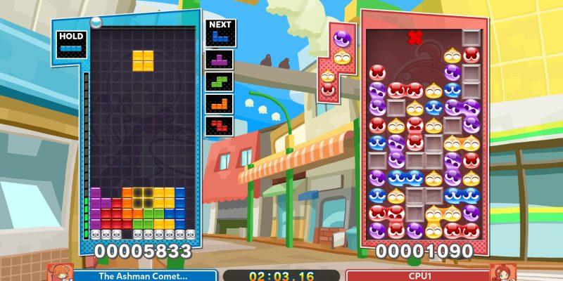Puyo Puyo Tetris 2 Worth It 1