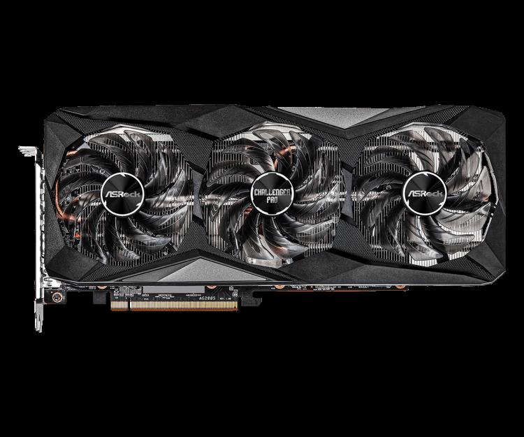 Radeon Rx 6700 Xt Challenger Pro 12gb Oc(l2)
