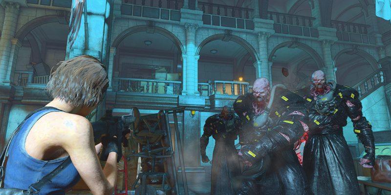 Resident Evil Reverse Open Beta Brings Deathmatch Action In April (1)