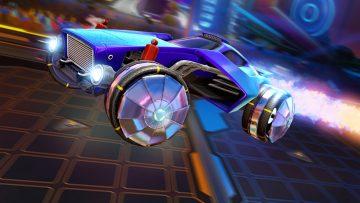 Rocket League Llama Rama Umbrella Royale Wheels