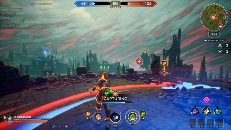 Spellbreak Dominion Game Mode