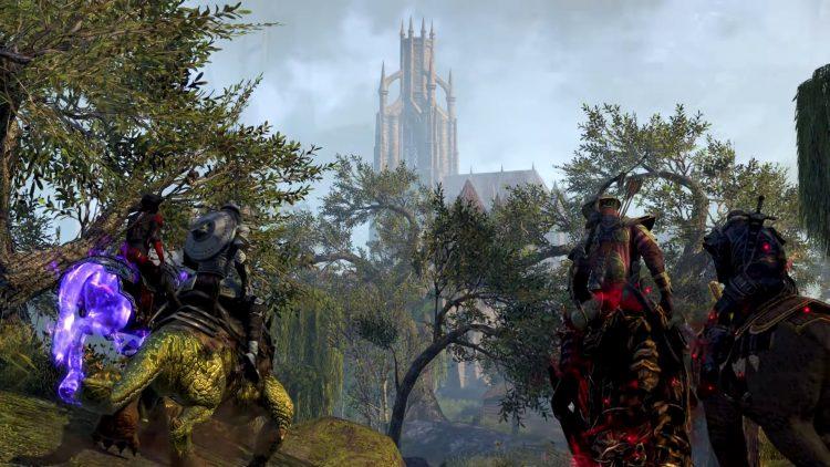 The Elder Scrolls Online Playwood Trailer Free Play Event 2