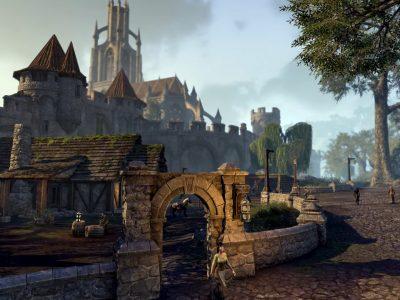 The Elder Scrolls Online Blackwood Trailer Free Play Event
