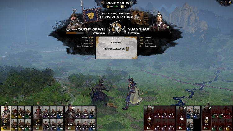 Total War Three Kingdoms Fates Divided Руководство по имперским интригам Enemy Of The Han Imperial Favor 3b1