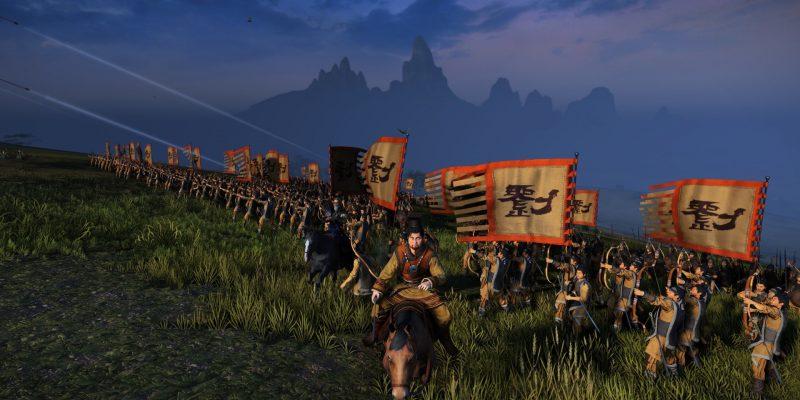 Total War Three Kingdoms Fates Divided Liu Yan Liu Zhang Guide Liu Yan Liu Zhang Aspirations Inheritance Tradeoffs