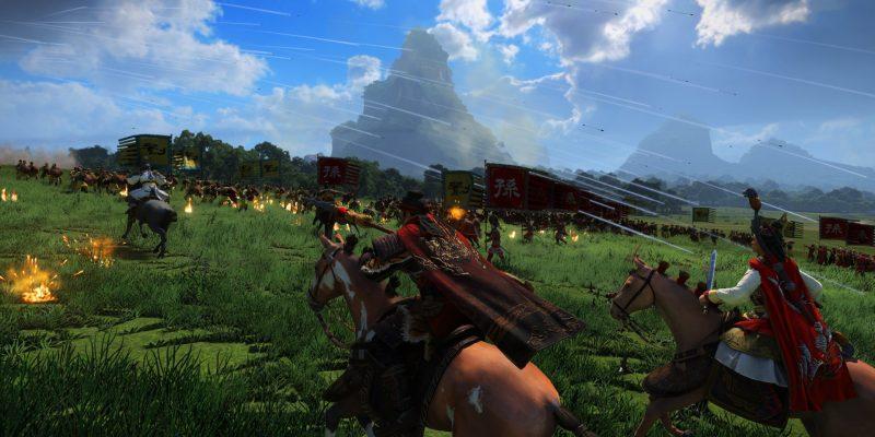 Total War Three Kingdoms Fates Divided Sun Ce Guide