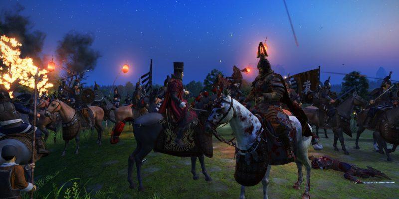 Total War Three Kingdoms Fates Divided Review