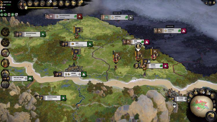 Total War Three Kingdoms Fates Divided Review 2