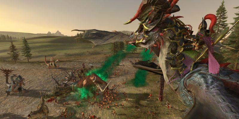 Total War Warhammer Ii Warhammer 2 Rakarth Monster Pen Unit Unlocks Guide