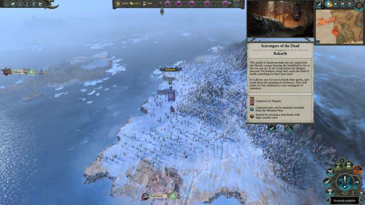 Total War Warhammer Ii Warhammer 2 Rakarth Monster Pen Unit Unlocks Guide 1