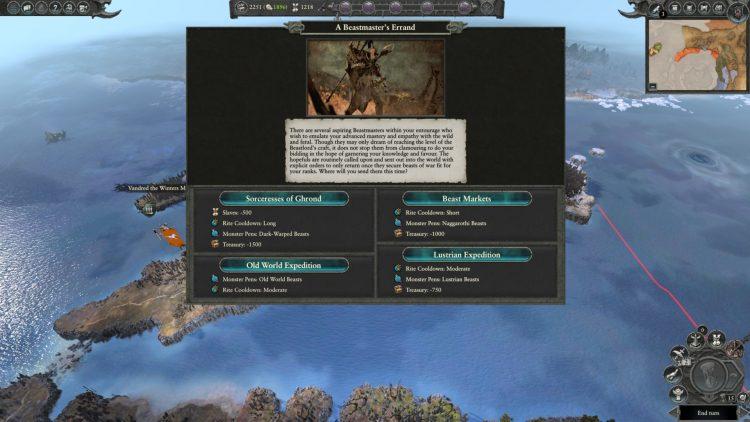 Total War Warhammer Ii Warhammer 2 Rakarth Monster Pen Unit Unlocks Guide 1b