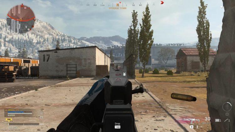 Warzone Grau Build Ironsights Showcase