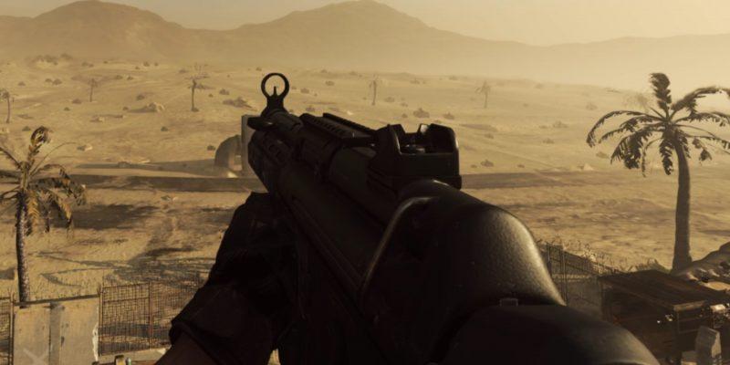 Warzone Mp5 Build In Game Model