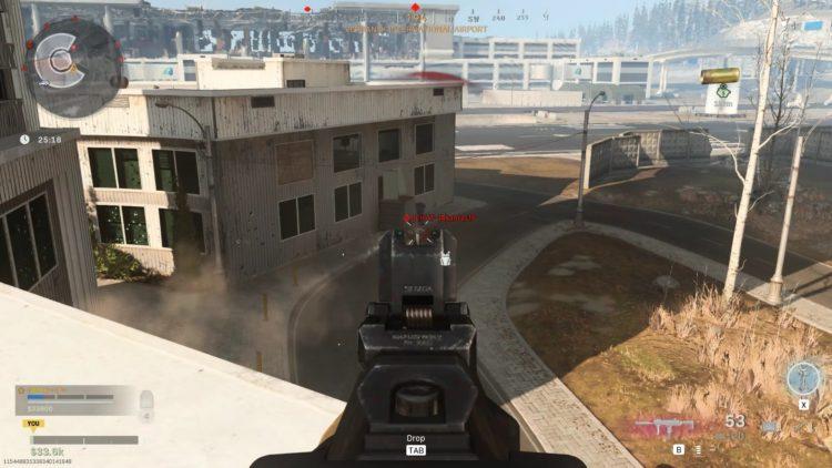 Warzone Mp7 Build Gunfight Iron Sights Showcase