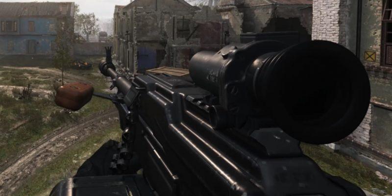 Warzone Pkm Build In Game Model