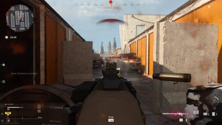 Warzone Season Three Buff Mg34 Bullet Hose