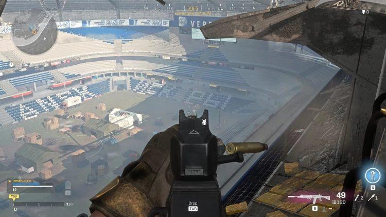Warzone Worst Guns Grau 5.56 Great Iron Sights
