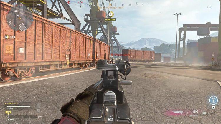Warzone Worst Guns Bullfrog Bad Iron Sights