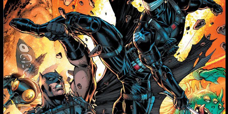 Fortnite Batman Comics Crossover Snake Eyes