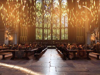 Hogwarts Legacy Producer