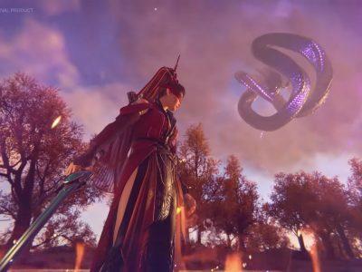 Naraka Bladepoint Gameplay Trailer Cover