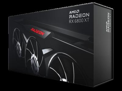Amd Rx 6800 Xt Midnight Black