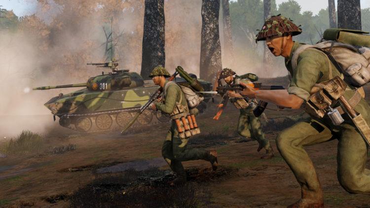 Arma 3 Dlc S.o.g. Prairie Fire Heads To The Vietnam War (1)