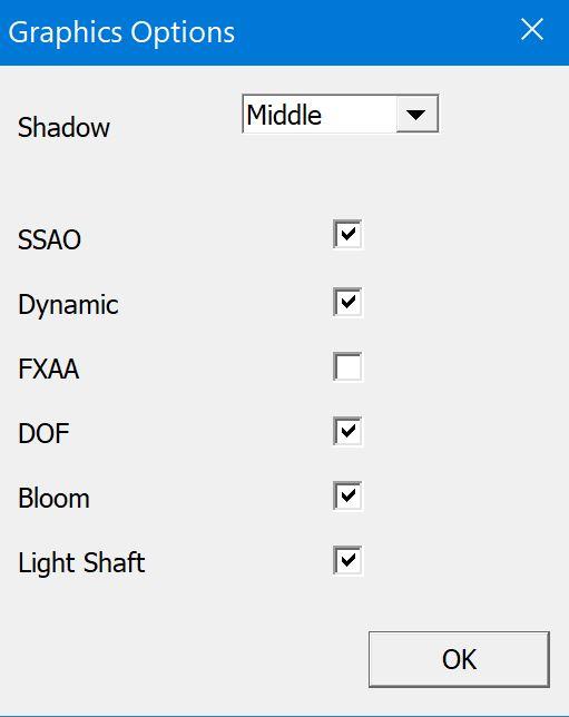Atelier Lydie 3 settings
