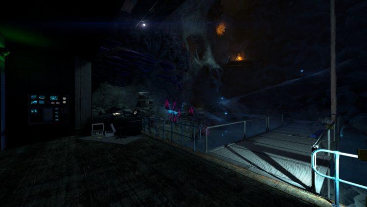 Black Mesa Xen 2