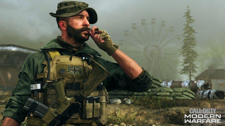 Black Ops Cold War Captain Price
