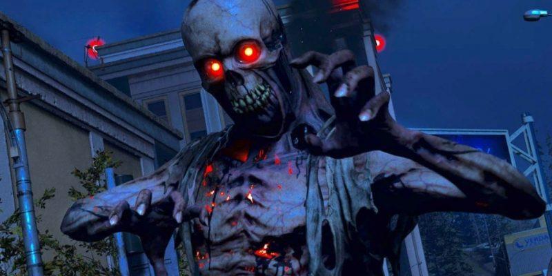 Call Of Duty vanguard open beta zombies datamine leak
