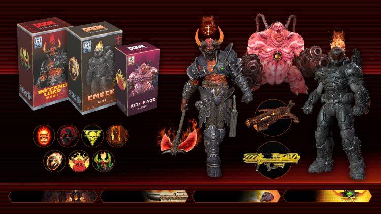 Doom Eternal Microtransactions Series One Pack