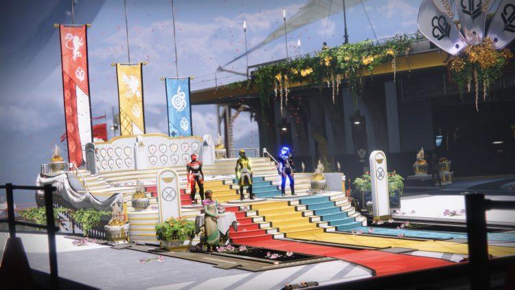 Destiny 2 Guardian Games 2021 Event Guide Heir Apparent Exotic Catalyst Best Class Titan 2b