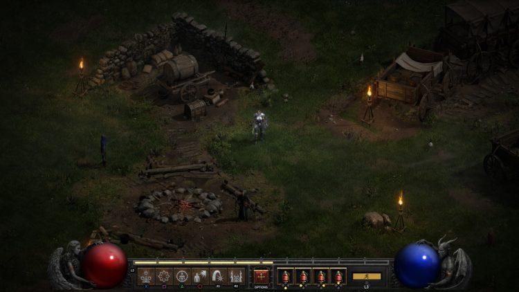 Diablo II: Resurrected mod