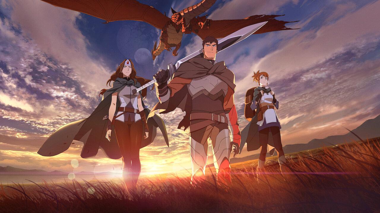 Netflix défie DOTA: les fans de Dragons Blood au jeu à