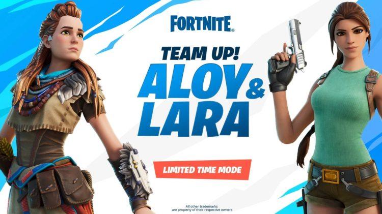 Epic Delays Aloy and Lara Croft Fortnite Mode to next week (2)