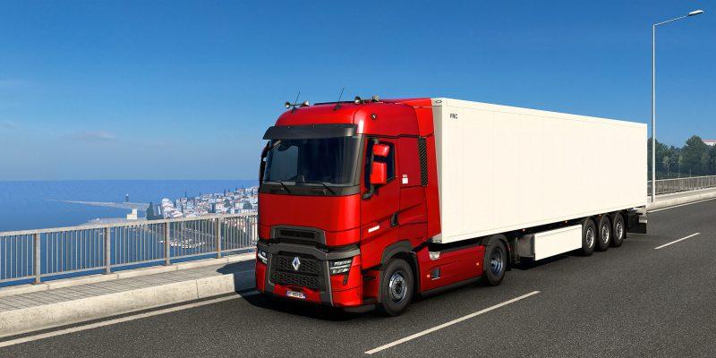Euro Truck Simulator 2 Renault T High