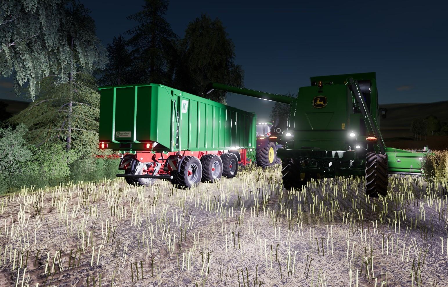 Farming Simulator 19 Pc Ai Help