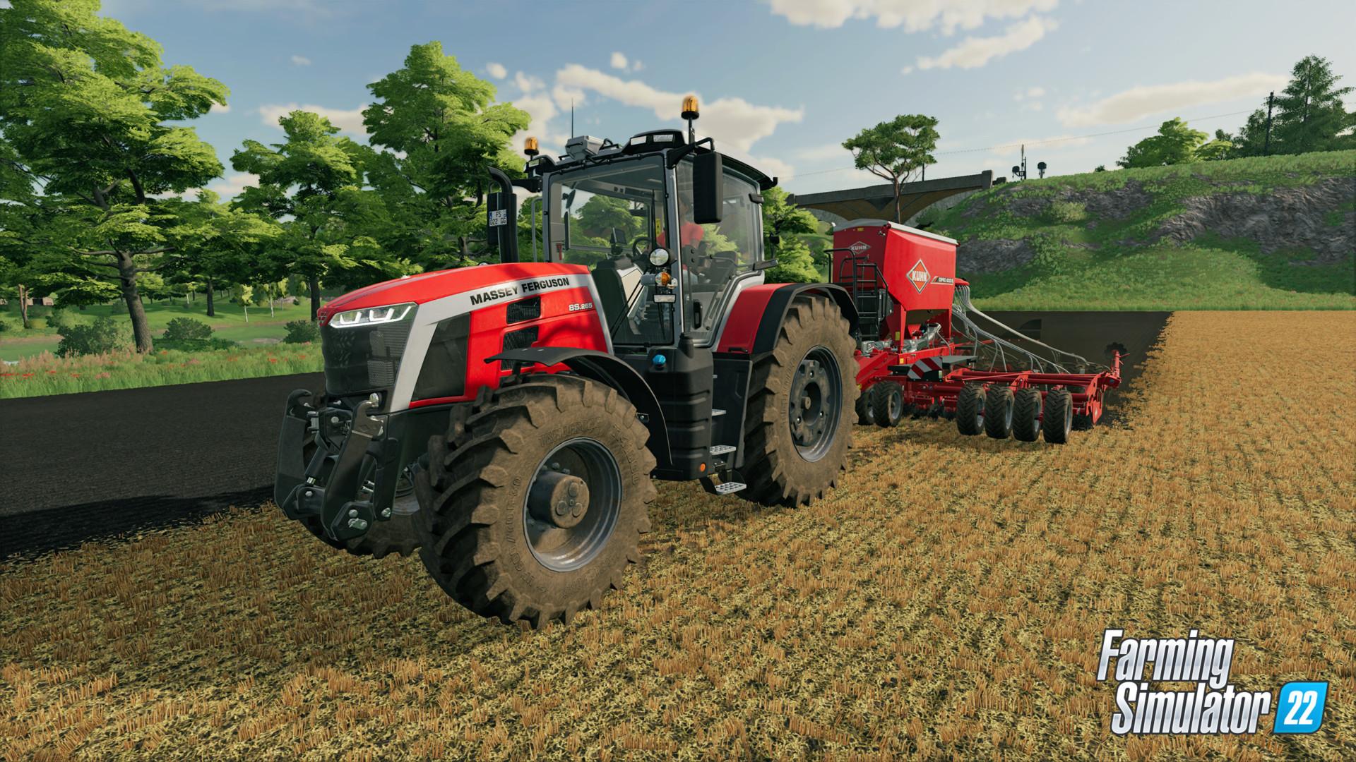 Farming Simulator 22 Reveal 2