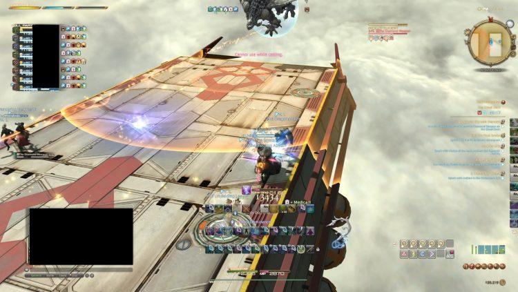 Final Fantasy Xiv Diamond Weapon Telegraphing