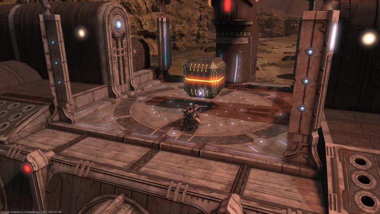Magitek core Paglth'an dungeon guide